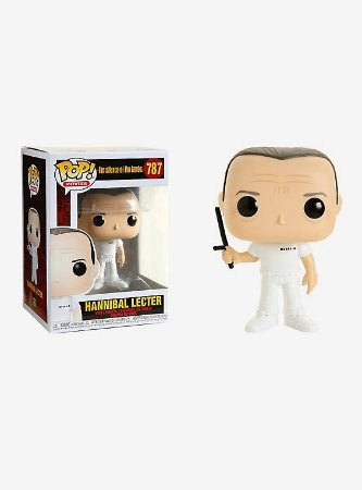 Funko Pop Movies: Silence Of The Lambs - Hannibal Lecter #787