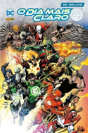 O Dia Mais Claro - VOL.1 - DC Comics