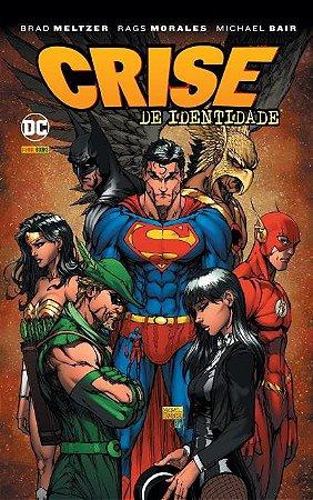 Crise de Identidade - DC Comics