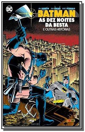 Batman: As Dez Noites Da Besta - DC Comics