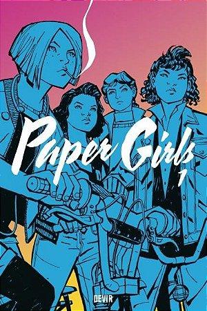 Paper Girls - VOL.1 - DEVIR