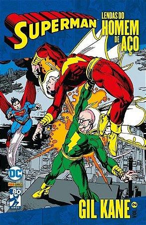 Superman: Lendas do Homem de Aço - VOL.2 - DC Comics