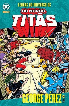 Os Novos Titãs - VOL.2 - DC Comics
