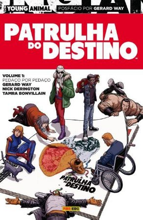 Patrulha Do Destina - VOL.1 - DC Comics