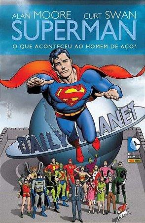 Superman: O Que Aconteceu Ao Homem De Aço - DC Comics