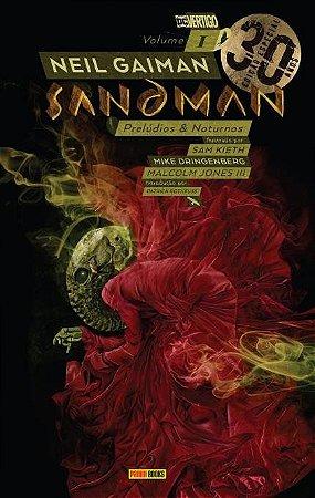 Sandman: Edição Especial 30 anos - VOL.1