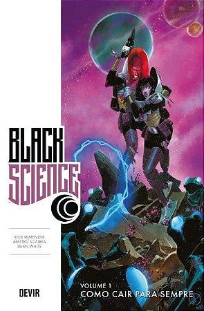 Black Science - VOL.1 - DEVIR