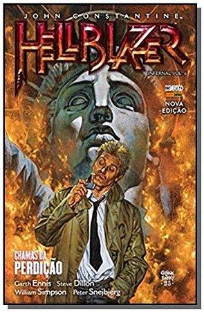 Hellblazer - VOL.6 - DC Comics