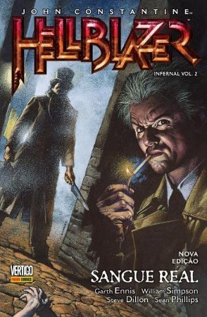 Hellblazer - VOL.2 - DC Comics