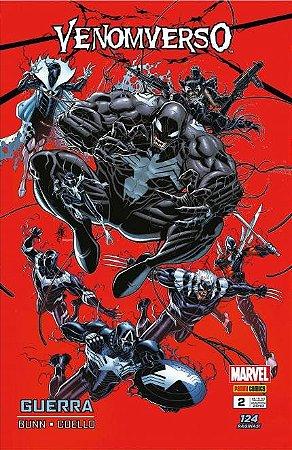 Venomverso: Guerra - VOL.1 - MARVEL Comics