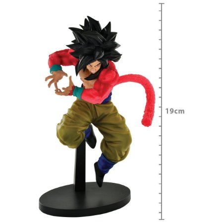 Figure Goku Super Saiyan 4 Kamehameha Dragon Ball Gt