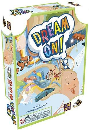 Board Game: Galápagos Jogos - Dream On!