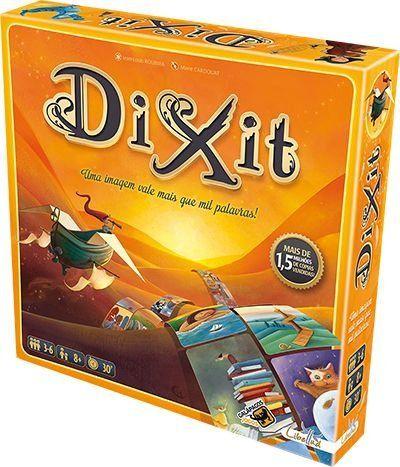 Board Game: Galápagos Jogos - Dixit