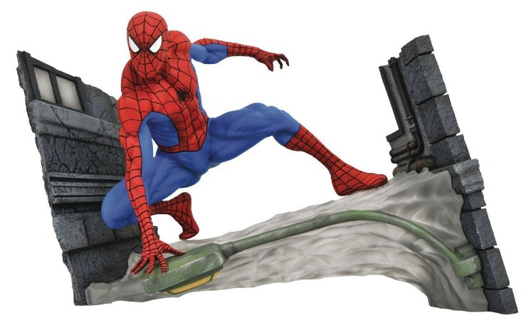 Diamond Select Toys Marvel Gallery: Spider-man