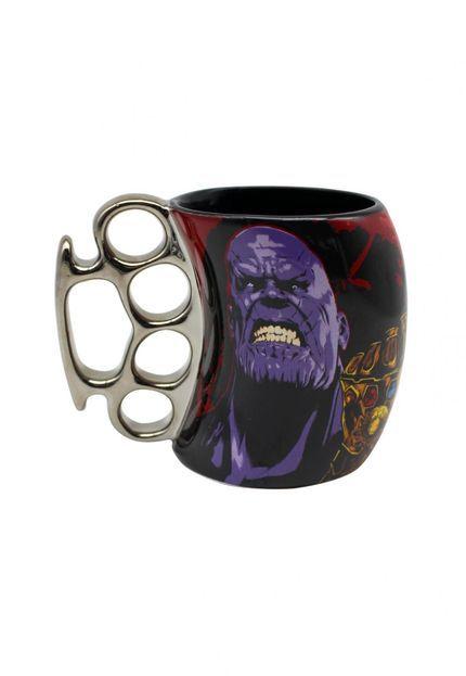 Caneca Soco Inglês - Thanos