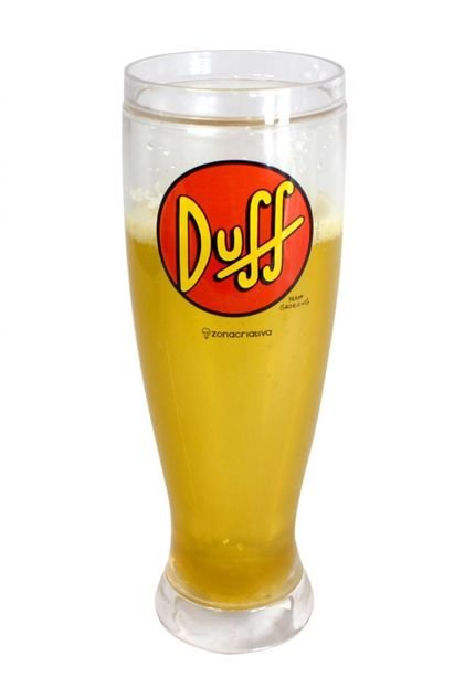 Tulipa de Cerveja - Os Simpsons