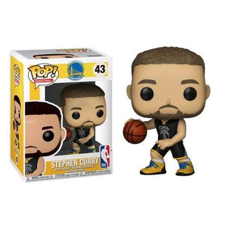 Funko Pop Basketball: Warriors - Stephen Curry #43