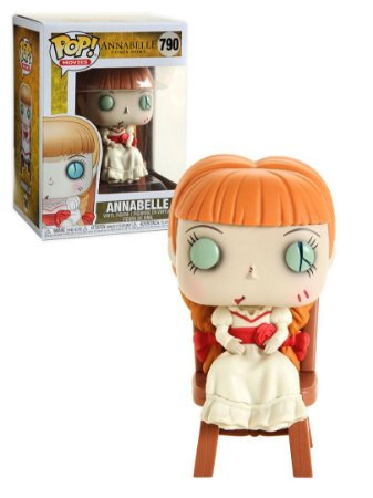 Funko Pop Movies: Annabelle Comes Home - Annabelle #790