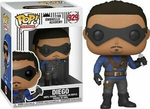 Funko Pop Television: The Umbrella Academy - Diego #929