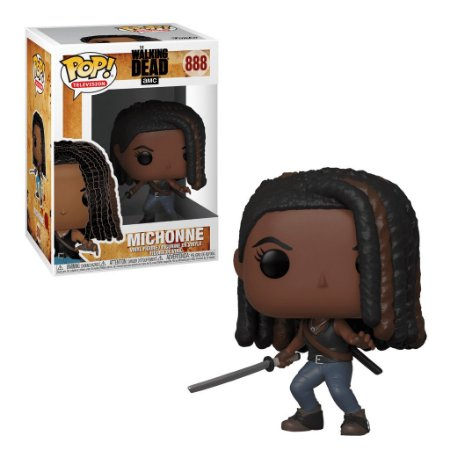 Funko Pop Television: The Walking Dead - Michonne #888