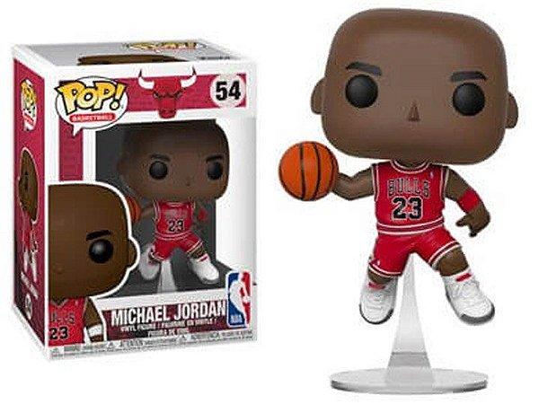 Funko Pop Basketball: Michael Jordan #54