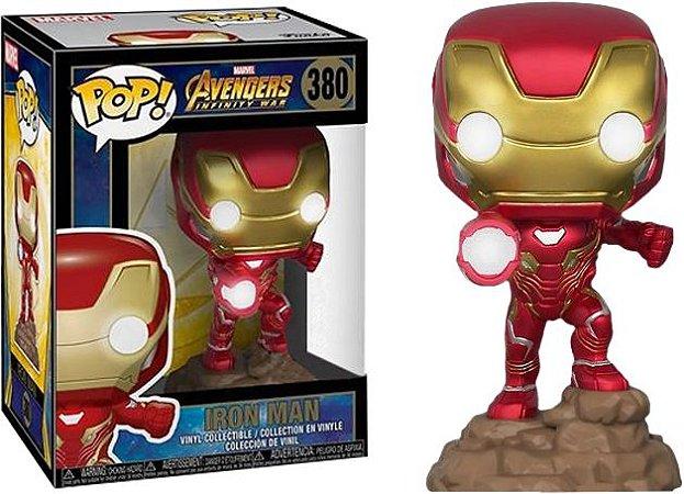 Funko Pop: Avengers Infinity War - Iron Man #380 (Excl.)