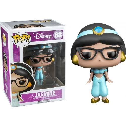 Funko Pop: Disney - Jasmine #68 (Excl.)