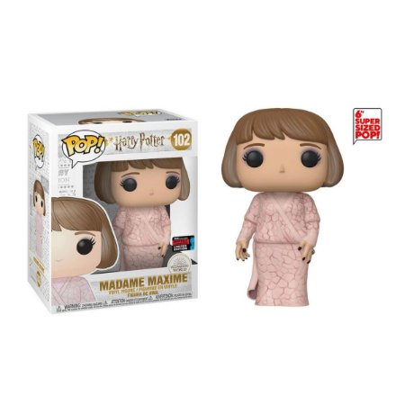 Funko Pop: Harry Potter - Madame Maxime #102 (Excl.)