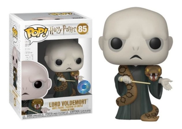 Funko Pop: Harry Potter - Lord Voldemort #85 (Excl.)