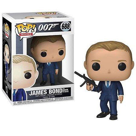 Funko Pop Movies: 007 - James Bond #688