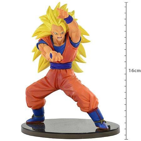 Action Figure: Dragon Ball Super - Chosenshiretsuden Vol:4 A-Super Saiyan 3 Son Goku