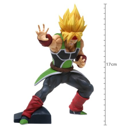 Action Figure: Dragon Ball Z Super - Saiyan Bardock