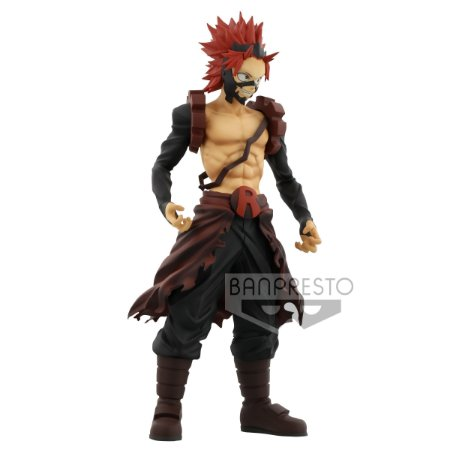 Action Figure: My Hero Academia - Age Of Heroes Red Riot