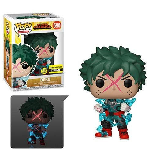 Funko Pop Animation: My Hero Academia - Deku Full Cowl #596