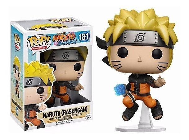 Funko Pop Animation: Naruto Shippuden - Naruto (Rasengan) #181