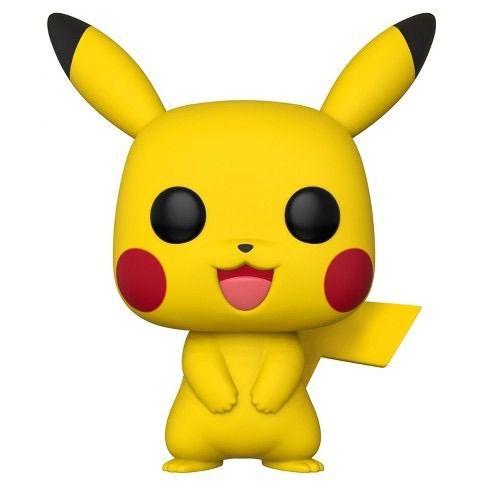 Funko Pop Games: Pokemon - Pikachu Exclusivo  #353