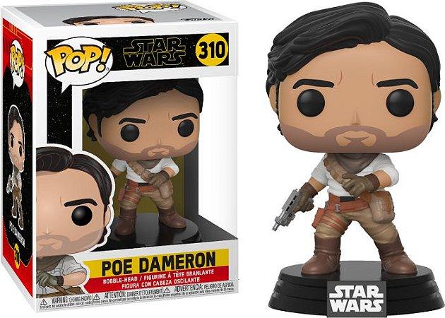Funko Pop: Star Wars - Poe Dameron #310