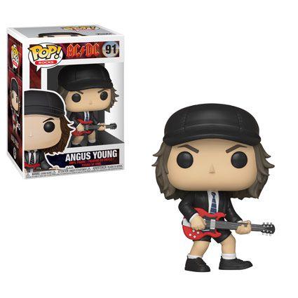 Funko Pop Rocks : AC DC - Angus Young #91