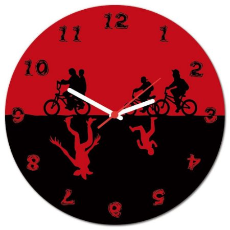 Relógio de parede Stranger Things Clock