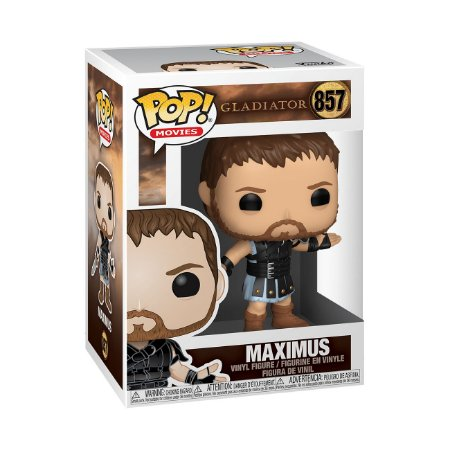 Funko POP! Movies: Gladiator - Maximus #857