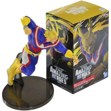 ALL MIGHT Action Figure - Amazing Heroes