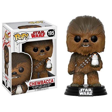 Funko Pop Chewbacca #195 - Star Wars