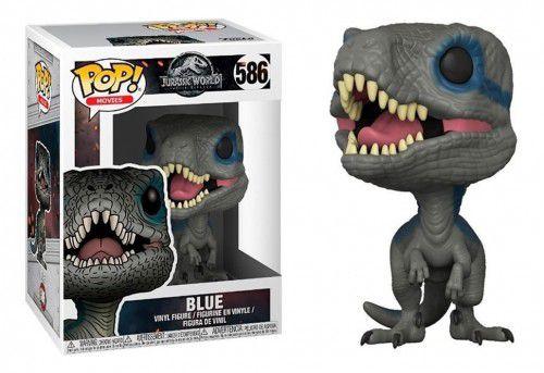 Funko Pop Blue #586 - Jurassic World