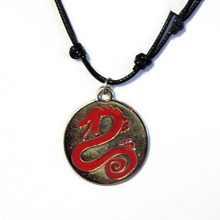 Diane A Serpente Invejosa Colar - Nanatsu No Taizai Metal