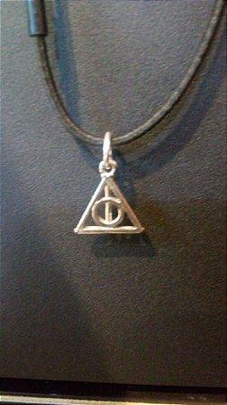 Relíquias da Morte Colar - Harry Potter (P)