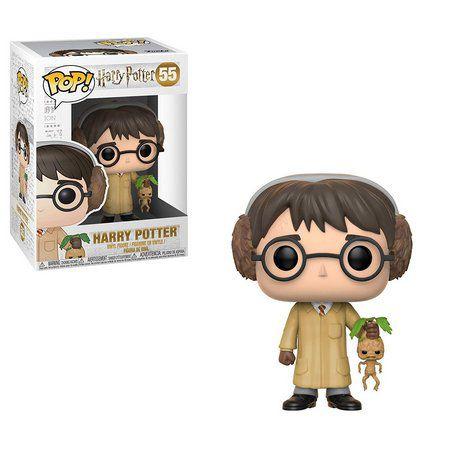 Funko Pop! Movies: Harry Potter - Harry Potter (Herbology) #55