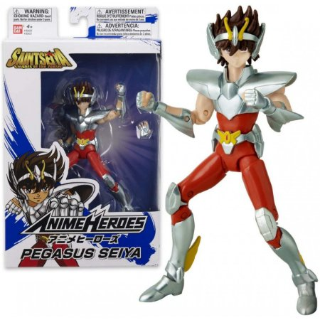 Seiya Bandai - Saint Seiya Anime Heroes Cavaleiros Zodíaco