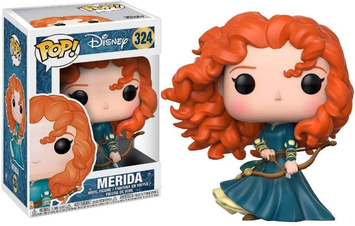 Funko Pop Disney: Brave - Merida #324