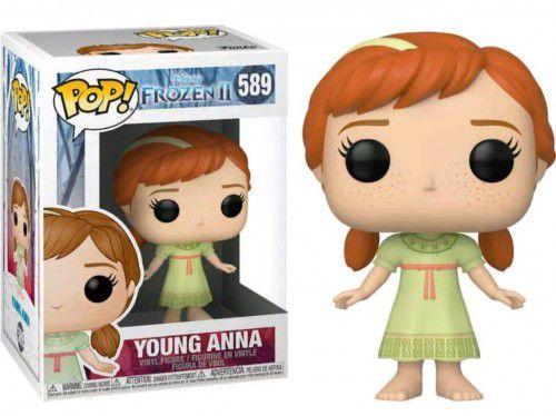 Funko Pop Disney: Frozen 2 - Young Anna #589