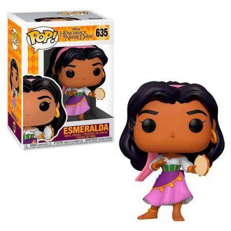 Funko Pop Disney: The Hunchback Notre Dame - Esmeralda #635 *MKP